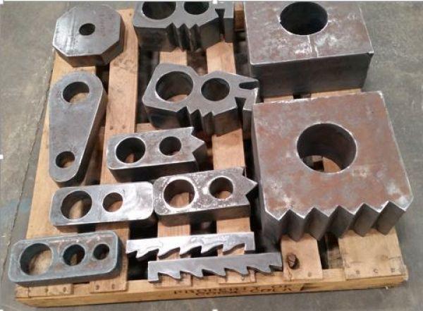 torch cut parts