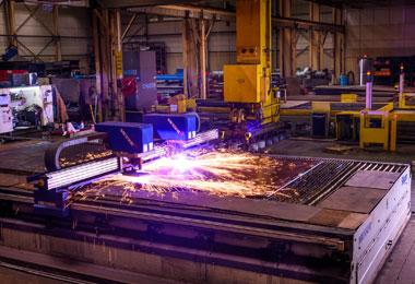 CNC Machining Full Machine