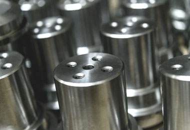 Machining Services by the Warren Company